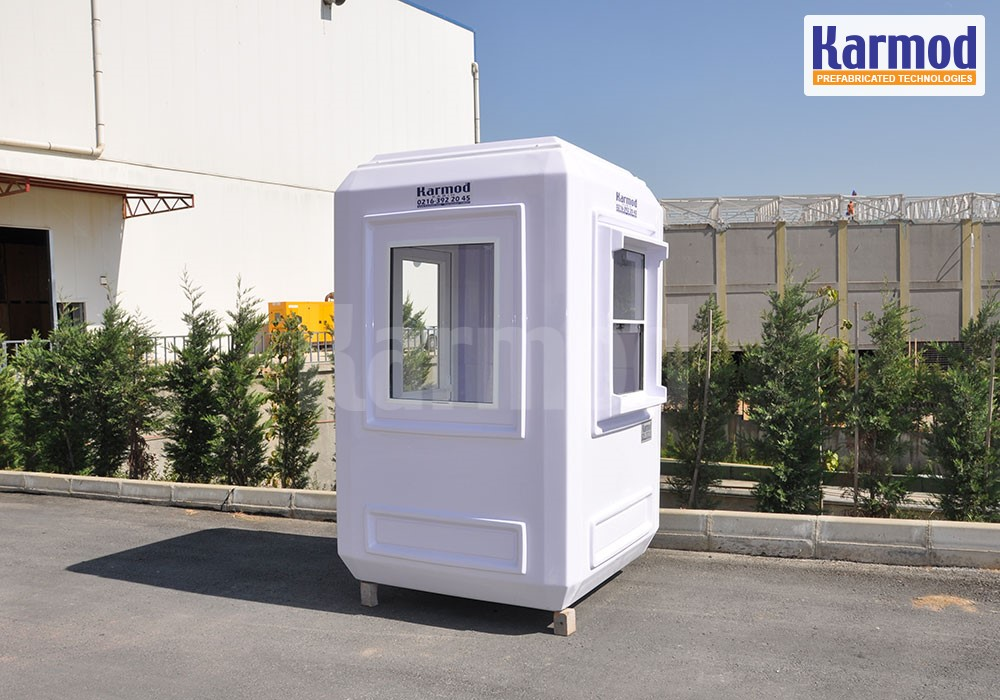 Security Cabins Cabin Karmod